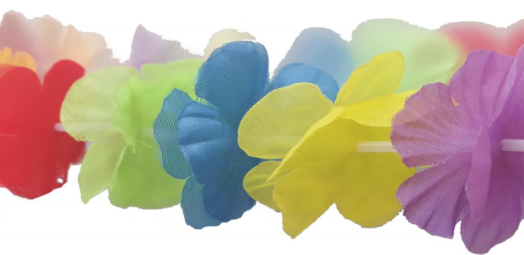 Luau-Flowers