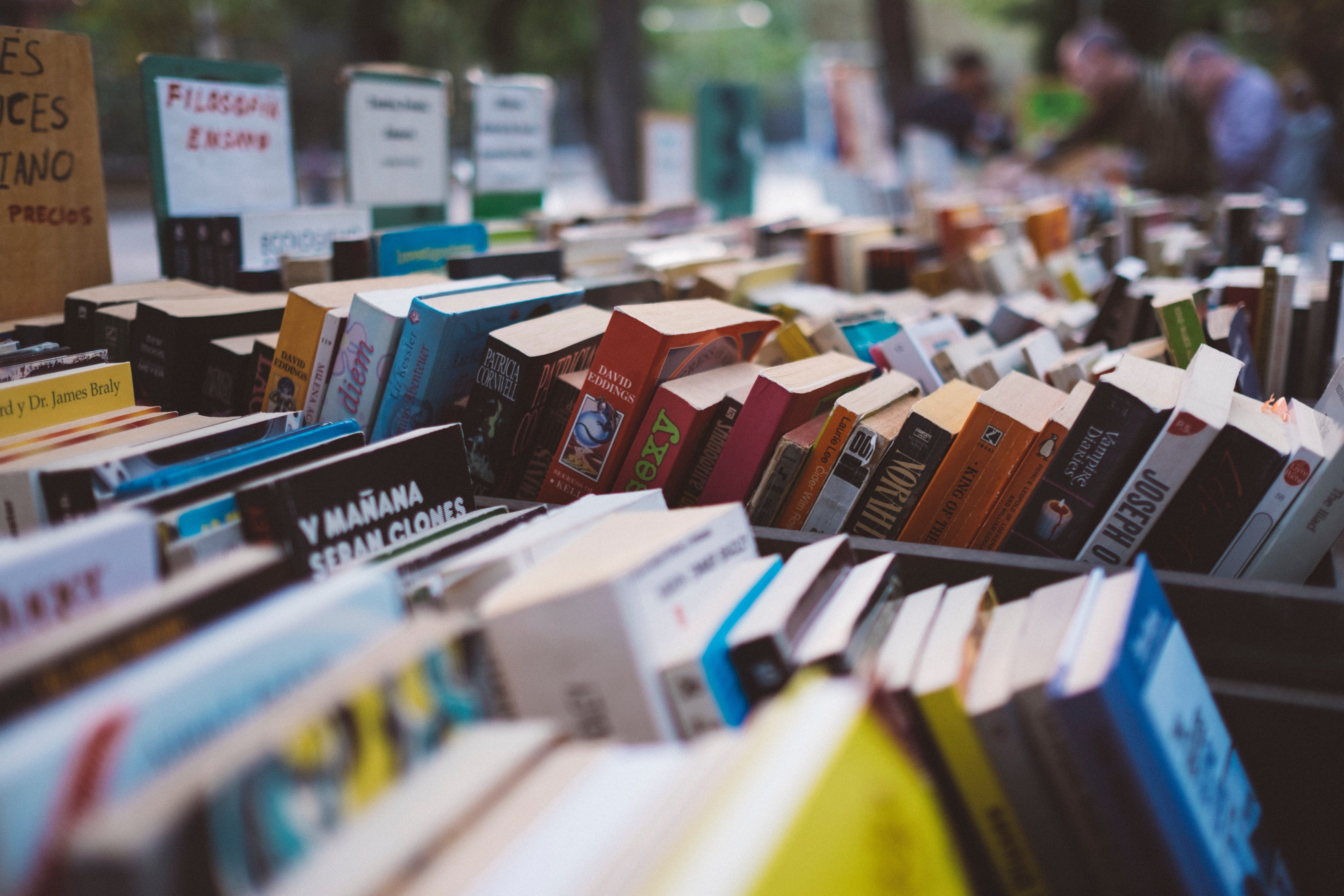 READLocal Indie Author Fair Library Image